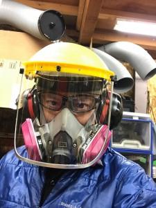 フェイスシールド 防毒マスク 3M