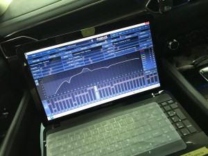 CX-5 HELIX DSP ALPINE BIG-X P3 M6 サウンドセッティング 音合わせ ゲイン合わせ ゲイン調整 位相チェック HOT WIRED ホットワイヤード 名古屋