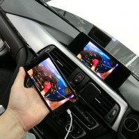 BMW 3シリーズ NTB CarPlay AndroidAuto ミラーリング インターフェース モジュール F30 F31 F34 F36 F80 F82 HOT WIRED 名古屋 ホットワイヤード