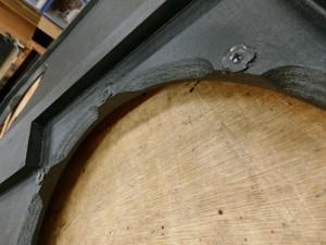 marshall 1960 キャビネット 2発化 クラプトン バーチ材 バッフルボード ダイポルギー カスタム グリルネット HOT WIRED 名古屋 テーパー加工