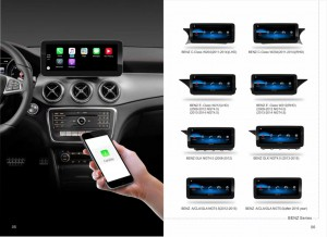ベンツ アンドロイド ナビ モニター 10.3インチ 10.25インチ Apple CarPlay カープレイ ミラーリング アンドロイドヘッドユニット