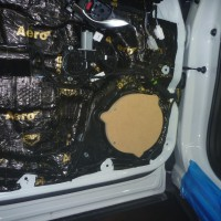 CX-5 正しいドアのデッドニングのやり方 制振 防音 静音 STP HOT WIRED ホットワイヤード 名古屋 車内の静音化 カーオーディオ スピーカー交換 BOSE インナーバッフル製作