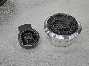 CX-8 マツダ純正 BOSE スピーカー交換 ツイーター交換  音質向上 音質改善 デッドニング サウブーハー インナーバッフル センタースピーカー サラウンドスピーカー トランクデッドニング 静穏化 ロードノイズ  吸音材