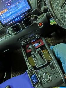 CX-5 ハイレゾカーオーディオ DAP FIIO M10 HELIX DSP.3 Mercury Car Audio K62 M420 C800 HOT WIRED 名古屋 デッドニング DIRECTOR