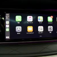 W222 Sクラス W205 W213 NGT5.5 NTG5.0 NTG4.7 NTG4.5 後付けCarPlay ワイヤレスCarPlay ワイヤレスミラーリング AndroidAuto CarPlayインターフェース CarPlayモジュール Apple CarPlay iPhone ディスプレイオーディオ HOT WIRED ホットワイヤード