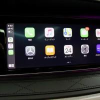 W222 Sクラス W205 W213 NGT5.5 NTG5.0 NTG4.7 NTG4.5 後付けCarPlay ワイヤレスCarPlay ワイヤレスミラーリング AndroidAuto CarPlayインターフェース CarPlayモジュール Apple CarPlay iPhone ディスプレイオーディオ HOT WIRED