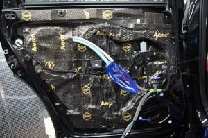 CX-8 マツダ純正 BOSE スピーカー交換 ツイーター交換  音質向上 音質改善 デッドニング サウブーハー インナーバッフル センタースピーカー サラウンドスピーカー トランクデッドニング 静穏化 ロードノイズ  吸音材 ホットワイヤード 名古屋