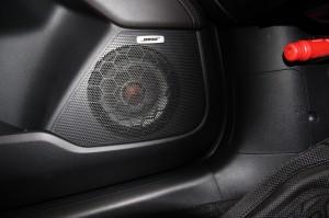 CX-8 マツダ純正 BOSE スピーカー交換 ツイーター交換  音質向上 音質改善 デッドニング サウブーハー インナーバッフル センタースピーカー サラウンドスピーカー トランクデッドニング 静穏化 ロードノイズ ハイパスフィルター  ドアスピーカー