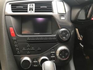 シトロエン DS5 純正ナビ ゴリラ アンドロイドナビ CarPlay