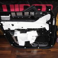 CX-5 ハイレゾカーオーディオ DAP FIIO M10 HELIX DSP.3 Mercury Car Audio K62 M420 C800 HOT WIRED 名古屋 デッドニング ドアの内張