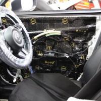CX-5 ハイレゾカーオーディオ DAP FIIO M10 HELIX DSP.3 Mercury Car Audio K62 M420 C800 HOT WIRED 名古屋 デッドニング CX-8 スピーカー交換 音調整