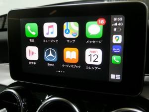 Cクラス CarPlay コーディング ミラーリング インターフェース 後付けカープレイ Apple CarPlay AndroidAuto iPhone
