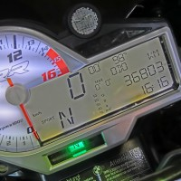 BMW S1000RR S1000R S1000XR F800GS F850GS F800 F700 R1200 R1250  SERVICE RESET サービス リセット 警告灯 警告ランプ メーター表示 消す 消去 削除