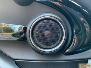BMW MINI ドアスピーカー 交換 スピーカー交換 センタースピーカー 音質向上 デッドニング Audible Physics 10センチ 3インチ フルレンジスピーカー