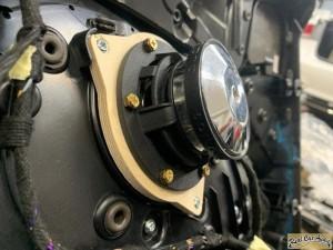 Audible Physics NZ3 RAM3C 3インチ フルレンジスピーカー ワイドレンジスピーカー スコーカー 3WAY セパレート 2インンチ 8センチ 4センチ 40mm 80mm porsche ポルシェ ドアスピーカー センタースピーカー 交換 スピーカー交換