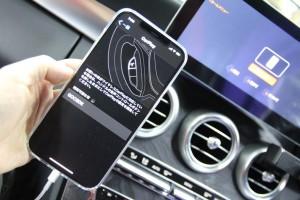 10.25インチ ベンツ Cクラス W205 アンドロイド Apple CarPlay 4G YOUTUBE ミラーリング モニター交換 ナビ交換 ナビ取付 SIM iPhone
