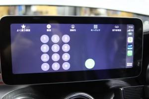 10.25インチ ベンツ Cクラス W205 アンドロイド Apple CarPlay 4G YOUTUBE ミラーリング モニター交換 ナビ交換 ナビ取付 SIM iPhone BLUETHOOTH