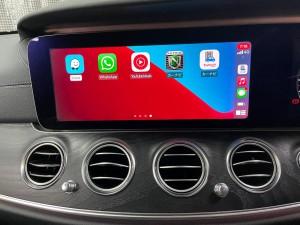 W213 Eクラス ベンツ ワイヤレス CarPlay ドングル AndroidAuto ミラーリング BLUETOOTH