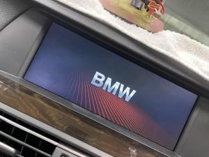 CIC BMW ナビ修理 HDD 再起動 グレーアウト ブラックアウト iDrive 電源落ちる 再起動