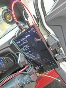 ハイレゾ カーオーディオ dap dsp helix fiio m11pro m15 コアキシャル アナログ 光ケーブル デジタル出力 HOT WIRED ウォークマン