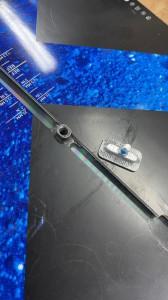 BURTON ネジ 変換 M5 M6 EST ICS 特殊ネジ ビス インサート CHANNELシステム バートン スリット ナット チャンネル