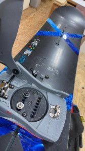 BURTON ネジ 変換 M5 M6 EST ICS 特殊ネジ ビス インサート CHANNELシステム バートン スリット ナット チャンネル 改造