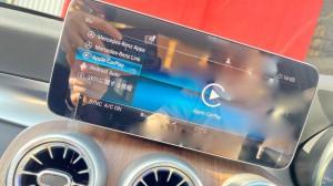 ワイヤレスCarPlayドングル,接続設定,WIFI,W205,W213,W222,ベンツ,純正CarPlay,無線化