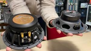 Mercury Car Audio スピーカー C62 2WAYセパレート マーキュリー インナーバッフル HOT WIRED  マグネット比較