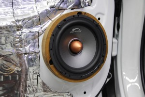Mercury Car Audio スピーカー C62 2WAYセパレート マーキュリー