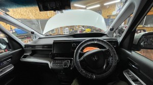 ステップワゴン スピーカー交換 カーオーディオ 音質向上 デッドニング 名古屋 京都