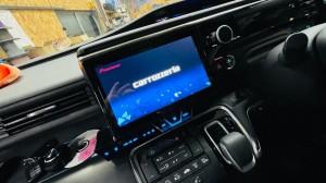 ステップワゴン サイバーナビ DSP 音調整 サウンドセッティング イコライザー タイムアライメント 調整