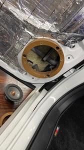 Mercury Car Audio スピーカー C62 2WAYセパレート マーキュリー インナーバッフル HOT WIRED 防水塗装