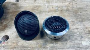 Mercury Car Audio スピーカー C62 2WAYセパレート マーキュリー インナーバッフル HOT WIRED  マグネット比較 ツイーター比較