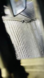 HUMMER H2 エスカレード タホ サバーバン エアコン 効き 冷えが悪い エアコン修理 エバポレータ コンデンサー コンプレッサー ブレンディングドア エアコンの効き