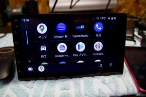 ANDROID AI BOX アンドロイドBOX VISIT エンターテイメントボックス CarPlay ワイヤレス 有線 USB Netflix FULU AMAZON YOUTUBE 動画が観れる 動画再生 動画視聴 アプリ AndroidAuto スマホ