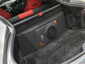DSP8.4HD アンプ内臓 DSP内臓 パワードウーハー 5ch.アンプ内臓 LDAC Bluetoothレシーバー ハイレゾ DSP内臓アンプ アンプ内臓DSP Mercury Car Audio