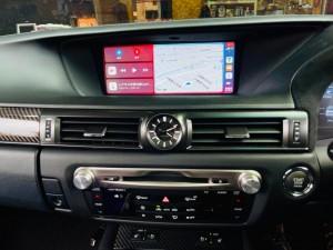 レクサス Lexus GS RC LC LX CX ワイヤレスCarPlay ミラーリング YOUTUBE Apple CarPlay 動画再生 ワイヤレス WIFI Bluetooth スピーカー交換 ツイータ スコーカー ワイドレンジ フルレンジ デッドニング コーディング センタースピーカー AndroidAuto