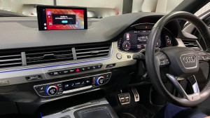 動画 Android BOX アンドロイド ボックス MMI AUDI アウディ CarPlay ワイヤレス ミラーリング 無線化 グーグルマップ NETFLIX YOUTUBE GOOGLE Q7 Q3 Q5 A3 A4 A7 A8