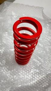 BUELL ワンオフ リアスプリング サスペンション オーバーホール フロントフォーク リアショック 油面 粘度 フォークオイル スプリング 乗り心地 改善 バネレート