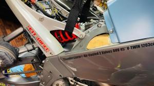 BUELL  ビューエル XB12S XB ワンオフ リアスプリング サスペンション オーバーホール フロントフォーク リアショック 油面 粘度 フォークオイル スプリング 乗り心地 改善 バネレート