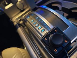 HUMMER H2 ワイヤレスCarPlay ミラーリング YOUTUBE Android Auto 汎用 後付け HDMI ビデオ入力 タホ サバーバン エスカレード アメ車 グーグルマップ AMAZON ハマー