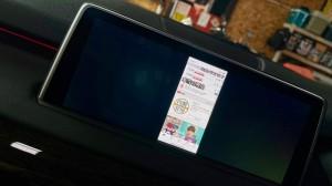 レクサス 純正ナビ LEXUS HIDIM RCA AUX AV インターフェース ビデオ入力 映像入力 外部入力 Netflix YOUTUBE iPhone ミラーリング ワイヤレス Apple CarPlay AIRPLAY