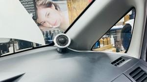 DSP内蔵 パワードウーハー 4CH.アンプ内蔵パワードウーハー フロントスピーカー用アンプ内蔵パワードウーハー Bluetooth5.0 ハイレゾ FLUC オールインワン カーオーディオ Mercury Car Audio DSP8.4HD マスターボリューム リモコン コマンダー C62 2WAYセパレート スピーカー交換 ノア ツイーター取付