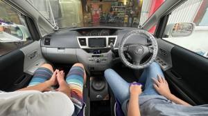 DSP内蔵 パワードウーハー 4CH.アンプ内蔵パワードウーハー フロントスピーカー用アンプ内蔵パワードウーハー Bluetooth5.0 ハイレゾ FLUC オールインワン カーオーディオ Mercury Car Audio DSP8.4HD