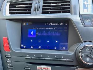 DS5 DS4 DS3 C4 バックカメラ モニターに映す アンドロイドナビ タッチモニター ナビ取付 iPhone Apple CarPlay ハンズフリー Bluetooth