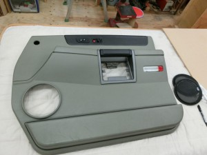 HUMMER H2 ドアスピーカー ツイーター スピーカー交換 ツイーター交換 カスタムカーオーディオ アウターバッフル ピラー埋込 Mercury Car Audio C62 張り替え ドアパネル デッドニング