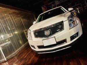 キャデラック SRX STC CTC 純正ナビ 後付けCarPlay ワイヤレスCarPlay ミラーリング SRX エスカレード コルベット カマロ マスタング GM アメ車 外部入力 Bluetooth 映像入力