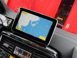 Gクラス W463 G55 G550 G63 BRABUS 日本語化 純正ナビ NTG5.0 NTG5S1 NTG6 NTG5.5 マップコンバージョン 日本語 日本語地図 並行輸入 平行