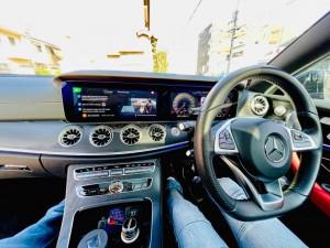 ベンツ CarPlay アンドロイドBOX ANDROID AI BOX メディアボックス VISIT 動画再生 動画アプリ Netflix Youtube プライムビデオ  Amazon ミラーリング NTG5.5 NTG6