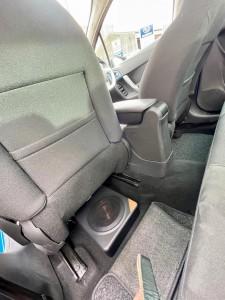 シトロエン C3 C4 スピーカー交換 ツイーター交換 デッドニング 音質向上 カーオーディオ カープレイ CarPlay Bluetooth サブウーハー  DAP 外部入力 デジタル入力 iPhone スマホ ミラーリング ワイヤリング サブウーハー  設置方法